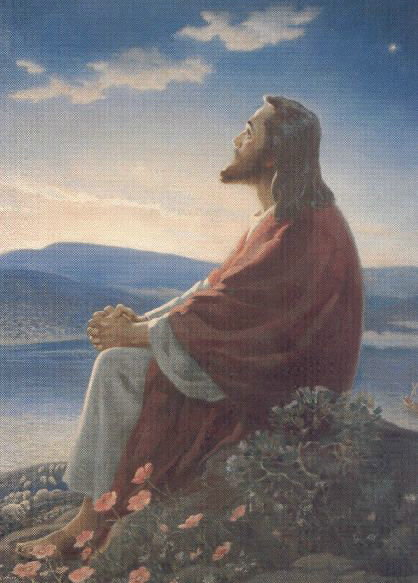 """why did jesus pray essay Why did jesus pray """"but jesus himself would often slip away to the wilderness and pray"""" luke 5:16  jesus provides a pattern to follow on how a believer should live while on this earth (cf rom 8:29) in addition to studying how he prayed, it is perhaps even more basic to learn why he prayed."""