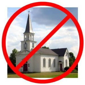 no-church